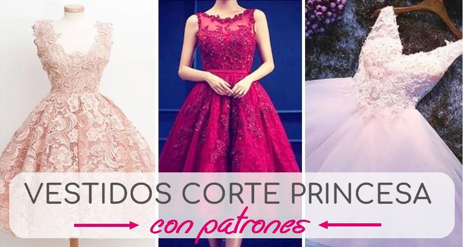 Como hacer un vestido en corte princesa